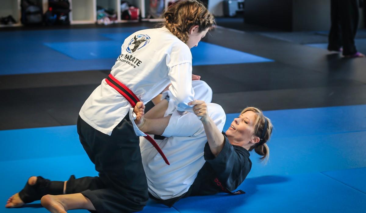 Sensei Jesse Curtis of Curtis Karate